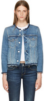 Amo Indigo Denim Lola Jacket