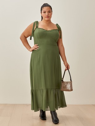 Reformation Nikita Dress Es