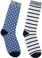 Scotch & Soda 2-Pack Patterned Socks