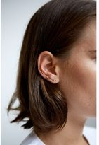 Sophie Bille Brahe Croissant De Arbre Ear Hook