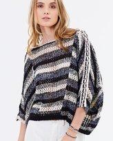 Free People Pearl Searching Sweater