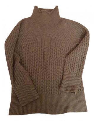 Stefanel Grey Wool Knitwear