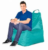 Cocoon WK656713 Honey Bee Polyester Bean Bag Chair, Teal