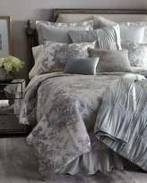 Fino Lino Linen & Lace King Marilyn Silk Quilt