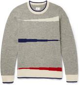 Gant Rugger - Varsity Intarsia Wool Sweater