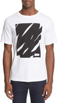 Saturdays Nyc Scribble Graphic T-Shirt