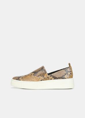 Vince Snake Saxon-2 Slip On Sneaker