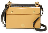 Orla Kiely Double Poppy Leather Crossbody