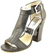 Michael Kors Robin T-strap Womens Leather Dress Sandals Shoes (9.5)