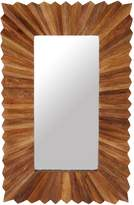 Linea Zuma 3D Chevron Mirror