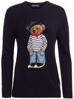 Ralph Lauren Marseille Bear Crewneck Sweater