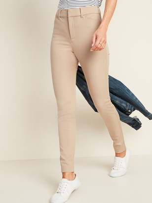 Old Navy High-Waisted Pixie Full-Length Pants for Women