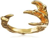 Pamela Love Yellow Gold Plated Sterling Silver Talon Ring