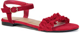 Bamboo Red Magical Sandal