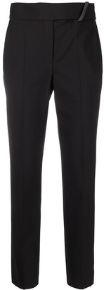 Brunello Cucinelli High-Waisted Trousers