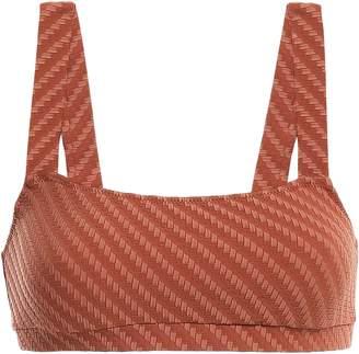 Solid & Striped The Madison Basketweave Bikini Top