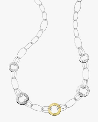 Ippolita Chimera Classico Hammered Disc Necklace