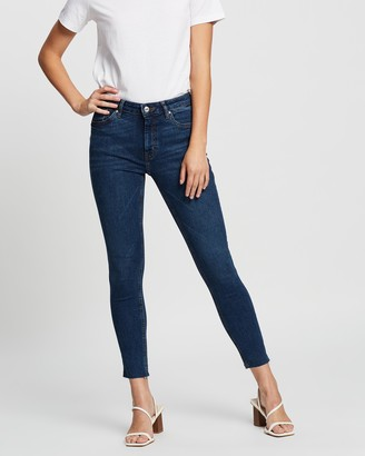 Mng Women's Blue Skinny - Isa Jeans - Size 32 at The Iconic