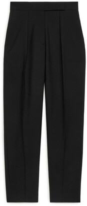 Arket Tailored Wool Trousers