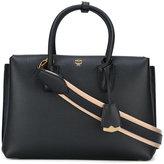 MCM classic tote - women - Leather/Alcantara - One Size