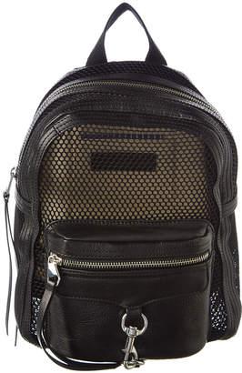 Rebecca Minkoff Mini Mab Leather Backpack