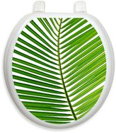 Bed Bath & Beyond Toilet Tattoos® Palm Frond Round Decorative Applique
