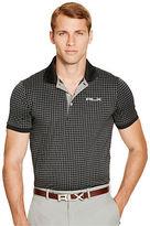 Ralph Lauren Custom-fit Jacquard Polo Shirt