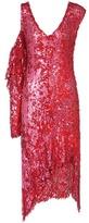 Magda Butrym Bristol sequin-embellished asymmetric dress