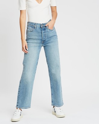 Levi's Made & Crafted LMC Ribcage Ankle Jeans