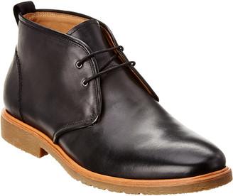 Warfield & Grand Chase Leather Chukka Boot
