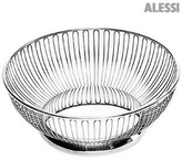 Alessi Stainless Steel Round Wire Basket