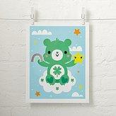 Care Bears Good Luck Bear Unframed Wall Art