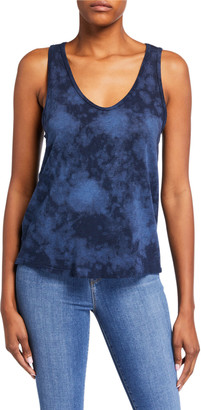 Amo Denim Sunday Slub Jersey Tank