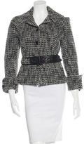 Martin Grant Bouclé Virgin Wool Jacket