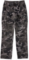 Ralph Lauren Little Boys' Dark Camouflage-Print Pants