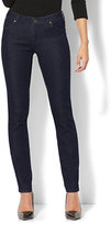 New York & Co. Soho Jeans - Curvy Skinny - Dark Midnight Wash - Petite