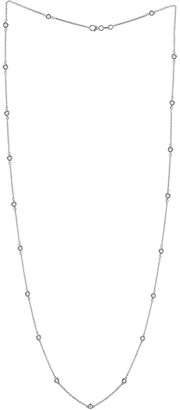 Diamond Select Cuts Diana M. Fine Jewelry 14K 1.50 Ct. Tw. Diamond By The Yard 34In Necklace