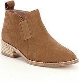 Eileen Fisher Mood Nubuck Leather Booties
