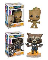 Marvel POP! Figure 2pk - Rocket & Groot