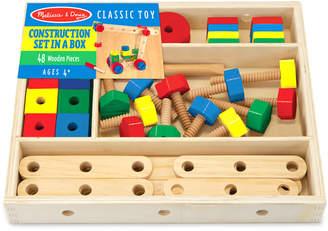 Melissa & Doug Kids' Construction Set In A Box