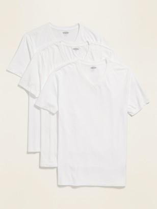 Old Navy Soft-Washed V-Neck Tee 3-Pack for Men