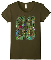 Official 88 Heroes T-shirt Design Green