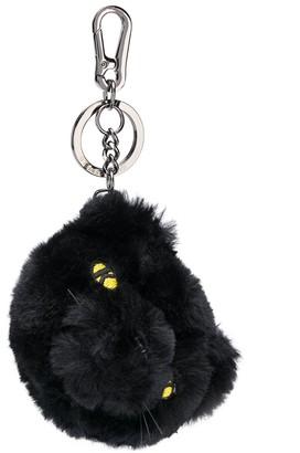 Karl Lagerfeld Paris x Carine Roitfeld panther keychain