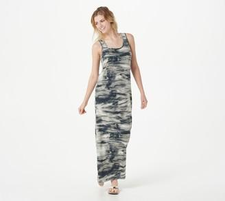 G.I.L.I. Got It Love It G.I.L.I. Petite Printed Tank Top Maxi Dress