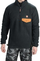 DC Calumet Polar Fleece Jacket - Zip Neck (For Men)