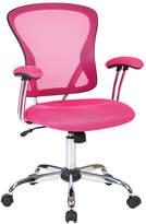 Wrought Studio Alves Mid-Back Mesh Desk Chair