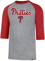 '47 Men's Philadelphia Phillies Pregame Raglan T-shirt