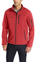 Free Country Men's Dobby Soft Shell Solid