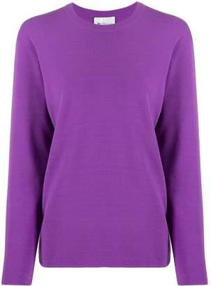 Blumarine Be Box-Fit Sweatshirt