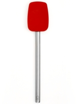 Martha Stewart Collection Collection Stainless Steel & Silicone Spoonola Spatula